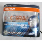 Image for Bulb 12V Osram night breaker 55w H1
