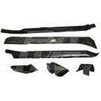 Image for 6 PART MGB SILL KIT RH