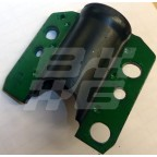 Image for Subframe Mount 3 Bolt Rubber (Black/Green) MGF