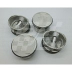 Image for Set of 4 - Pistons & Rings 160 O.E