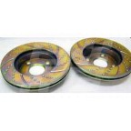 Image for MX5 FRT BRAKE TURBO DISCS 1.6