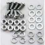 Image for Fitting kit for MG516 & MG517 stainless steel