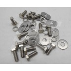 Image for Front Valance stainless screw kit