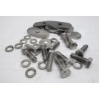 Image for MGA REAR WING FITTING KIT Stainless Steel