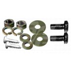 Image for MGA rear wing front splash panel bolt kit