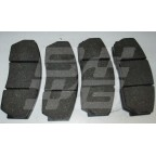 Image for MGF FRONT PADS FOR CUP CAR