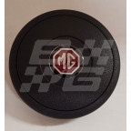 Image for Horn push with MG Badge MGB MGC Midget