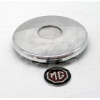 Image for MOTO-LITA BILLET CAP 3.5 INCH