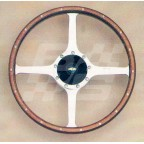 Image for STR WHEEL CLASSIC 15 INCH WOODRIM