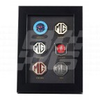 Image for MG Badge Set in Gift Box