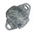 Image for Subframe mount rubber 2 bolt type (Black)