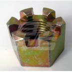 Image for FULL NUT SLOTTED 1/2 INCH UNF