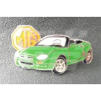 Image for PIN BADGE MGF GREEN