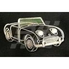 Image for PIN BADGE FROGEYE BLACK