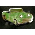 Image for PIN BADGE FROGEYE LT GREEN