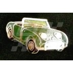 Image for PIN BADGE FROGEYE GREEN