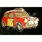 Image for PIN BADGE MINI MONTE CARLO