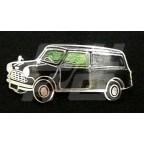 Image for PIN BADGE MINI VAN BLACK