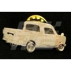 Image for PIN BADGE MINI PICK-UP GREY