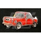 Image for PIN BADGE MINI PICK-UP RED