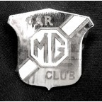 Image for M.G. CAR CLUB LOGO