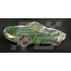 Image for PIN BADGE LOTUS ELAN GREEN