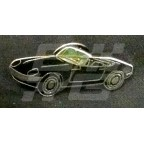 Image for PIN BADGE LOTUS ELAN BLACK