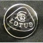 Image for PIN BLACK ON BLACK LOTUS LOGO