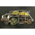 Image for PIN BADGE MINOR SALOON BLACK
