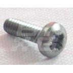 Image for POZI SCREW PAN HD 6.32 x 1/2 INCH