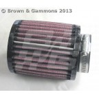 Image for K & N AIR FILTER MGB GTV8 - 2 REQUIRED