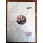 Image for MGF OWNERS HANDBOOK (3RD EDITION)