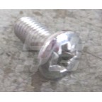 Image for SCREW R/CSK C/PLT 3/16 INCH x 7/16 INCH