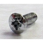 Image for SCREW R/CSK C/PLT 3/16 INCH x 1/2 INCH