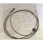 Image for CABLE ASSY THROTTLE MGF/TF