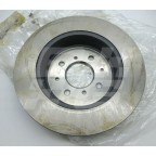 Image for Brake disc solid rear 260mm PAIR