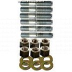 Image for EXHAUST MANIFOLD RE-STUDDING KIT MGB & V8