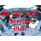 Image for Service Plan MG GS DCT