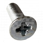 Image for SCREW 1/4 INCH UNF X 3/4 INCH CSK POZI