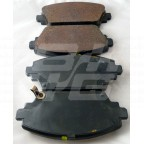 Image for Disc pad set ZR160 and ZS180 O.E Not boxed