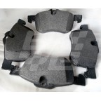 Image for DISC PAD SET ROVER 75