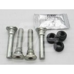 Image for Rear brake guide pin kit non vented R25 ZR