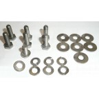 Image for SPLASH PANEL FITTING KIT MGB STAINLESS STEEL