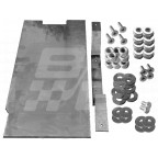 Image for SUMP GUARD & FITTING KIT MGB