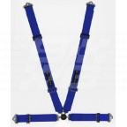 Image for WILLANS BLUE RH 4 X 4 SEAT BELT