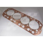 Image for Gasket copper head 1950 MGB engine
