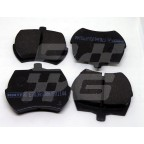 Image for BRAKE PAD SET M1144 - MIDGET