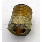 Image for TA BRAKE PIPE SCREW UNF