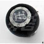 Image for Leather Gear knob ZR R25 R75 ZT