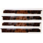 Image for WALNUT DOOR CAPPINGS GT (4pc)